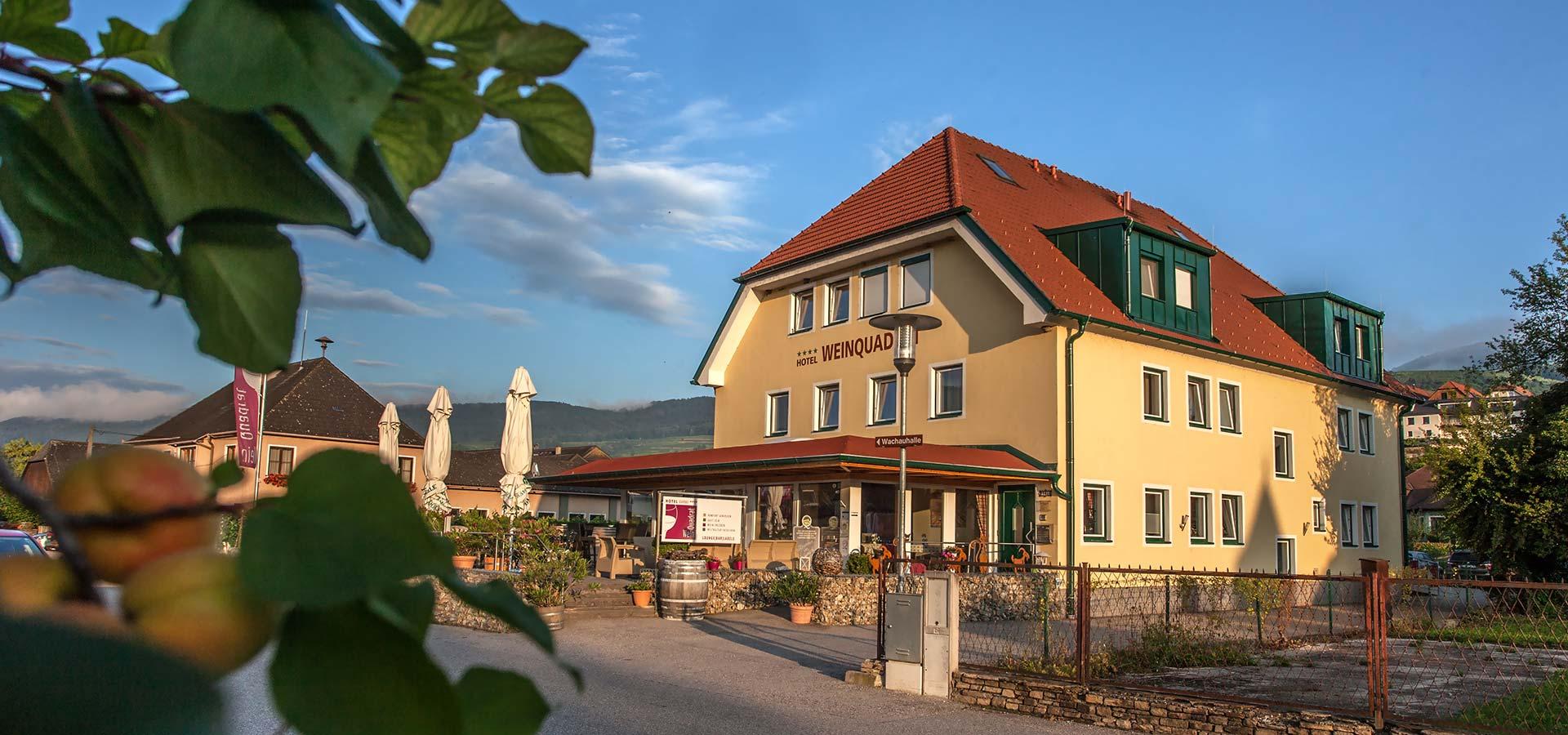 Boutiquehotel Weinquadrat Hotel Wachau Weissenkirchen